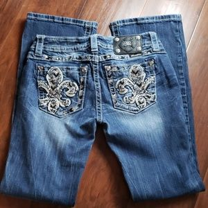 Miss Me Jeans Size 27 in Excellent Condition
